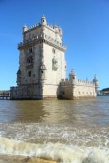 Manueline Lisbon architecture - The Tower of Belem