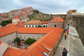 Split or Dubrovnik? The walls and the old town