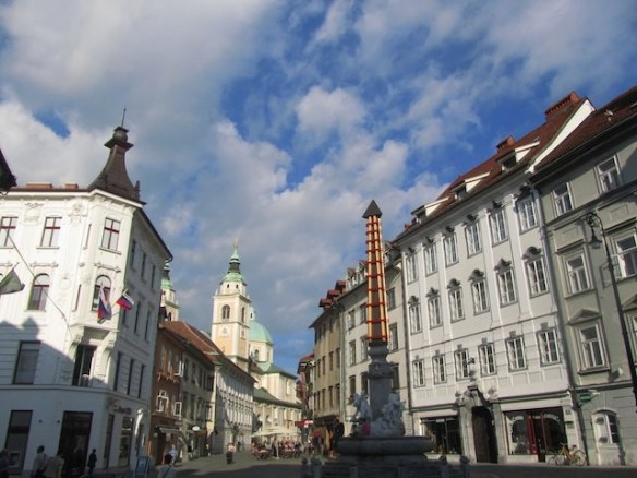 Travel by Instagram - Ljubljana, Slovenia