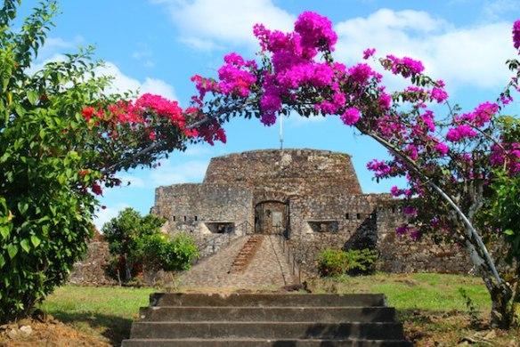 The Gap Year Edit Alternative Travel Awards - most surreal attraction - El Castillo, Nicaragua
