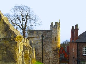 York city walls - Micklegate Bar
