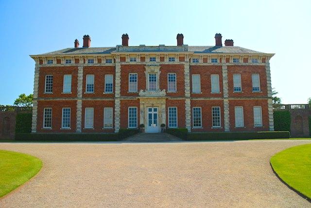 Georgian mansion Beningbrough Hall - day trip from York