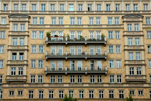 Berlin architecture Karl-Marx Allee - The Gap Year Edit Instagram pictures 2016