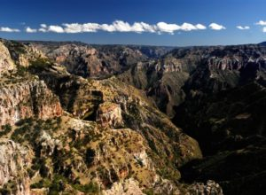The Copper Canyon Mexico: travel plans 2016