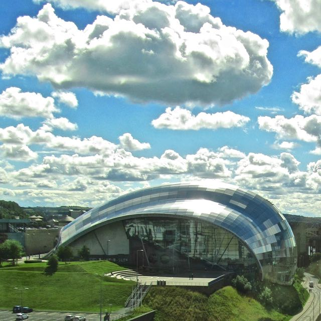 Sage Gateshead - The Gap Year Edit Instagram pictures 2016