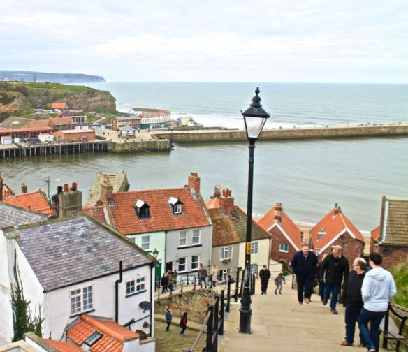 199 steps Whitby - The Gap Year Edit instagram pictures 2016