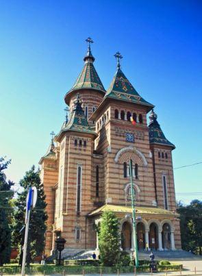visit Timisoara 2010 Orthodox Metropolitan Cathedral