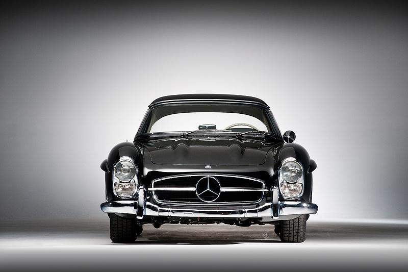 1960 Mercedes 300sl