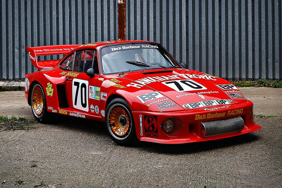 Porsche Paul Newman