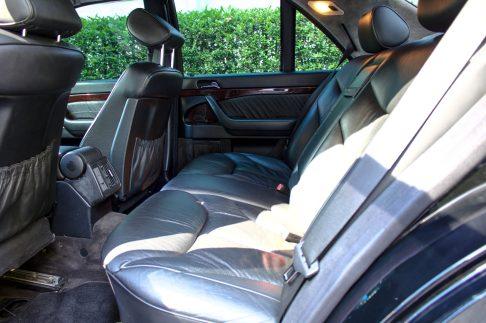 1997 Mercedes-Benz S500 W140