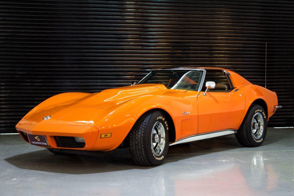 1973 Corvette 454