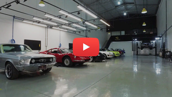 Filme The Garage Service
