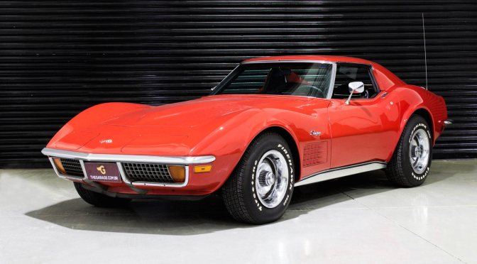 Corvette Stingray Targa