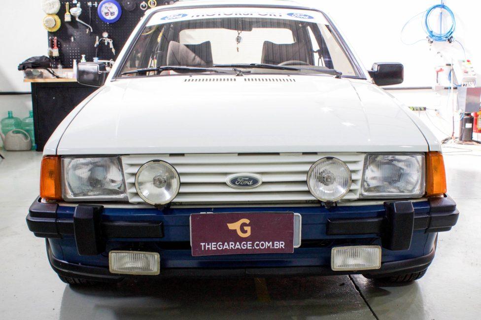 1984 Escort xr3 pace car