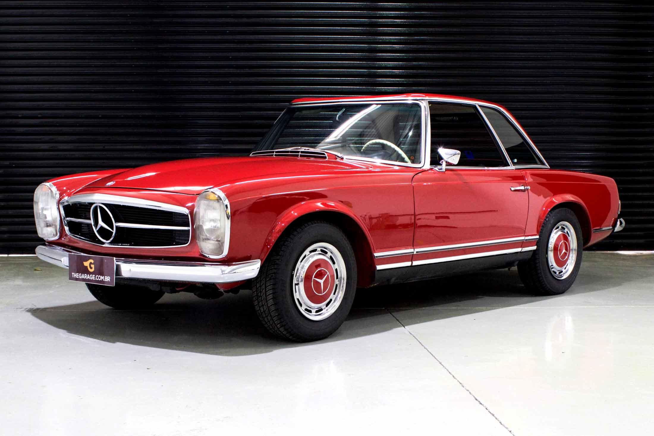 Mercedes Benz Pagodá