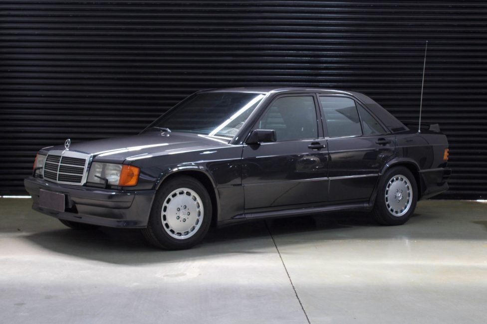 1985 Mercedes Benz 190E 2.3 16V Cosworth