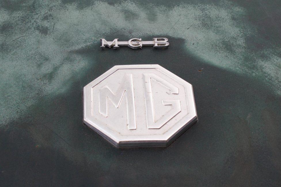 1973 MGB Conversível