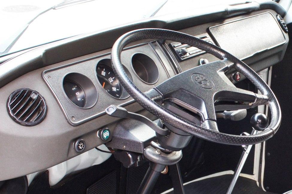 1997 VW Kombi German Look