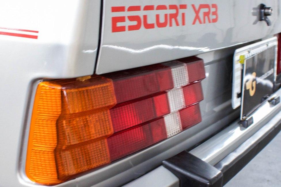 1986 Ford Escort XR3