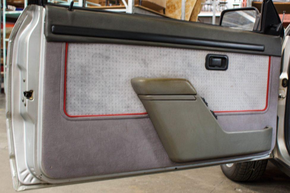 1986 Ford Escort forro de porta