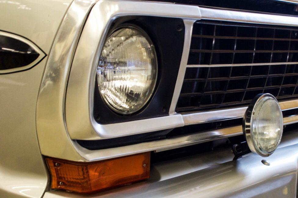 1980 Ford F-100 grade