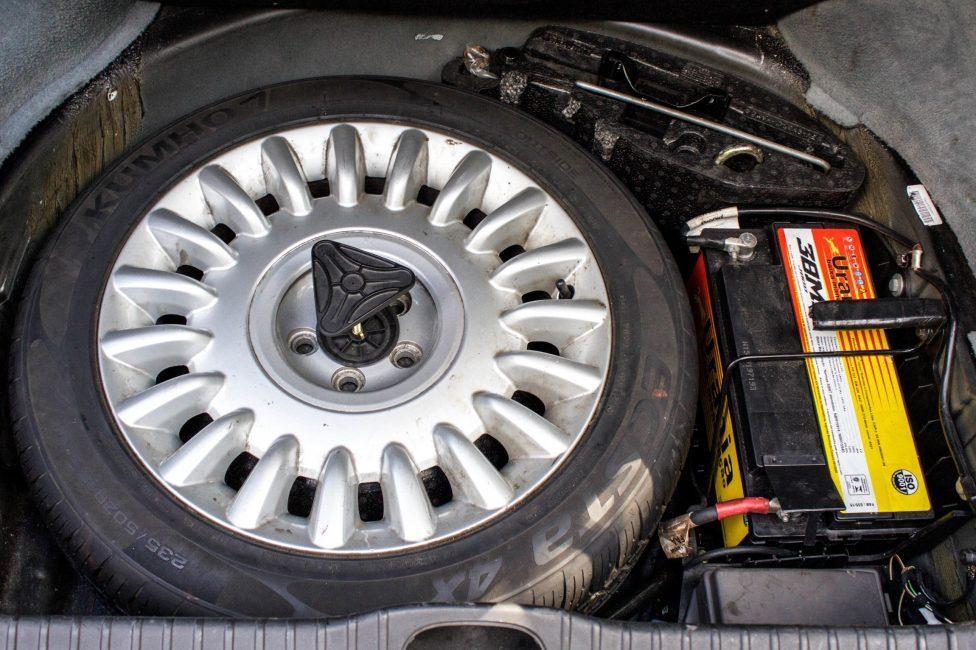 porta malas Jaguar XJ8 Supercharger