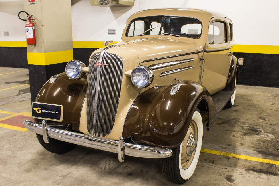 1936 Chevrolet Master Deluxe Sedan a venda