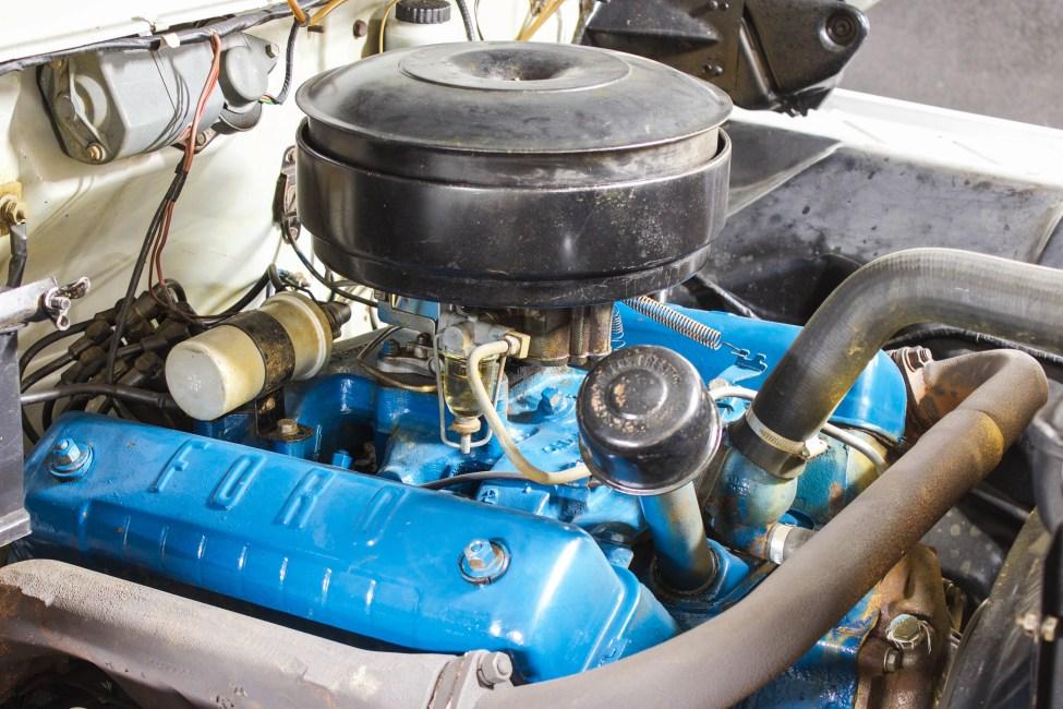 1968 Ford F-100 Twin I-Beam a venda