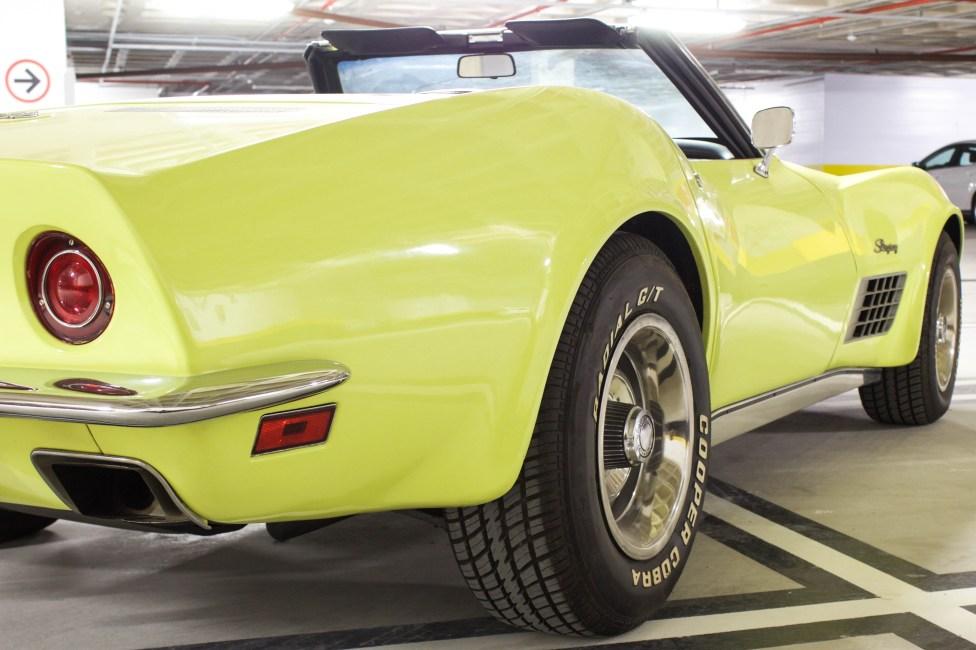 1972 Chevrolet Corvette Conversível a venda
