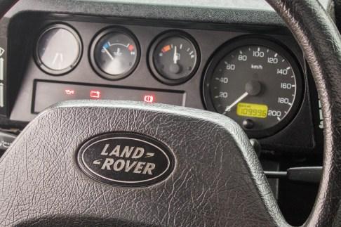 2001 Land Rover Defender 90 a venda