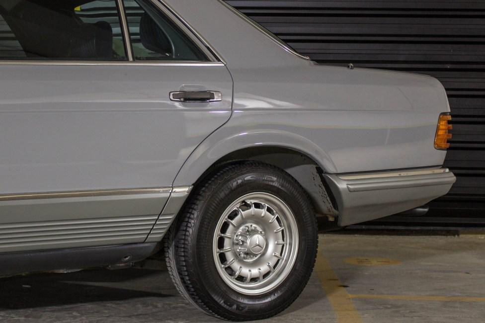 1985 Mercedes Benz 280s