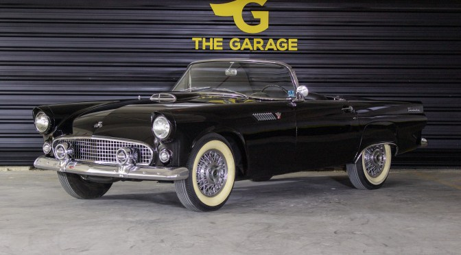 1956 ford thunderbird carro antigo carro antigo a venda