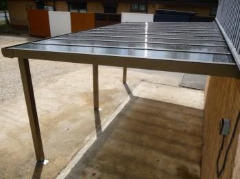 Aluminium Car Ports Supply Amp Installation Of High