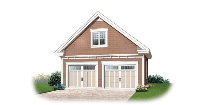 Garage Plans Apartment