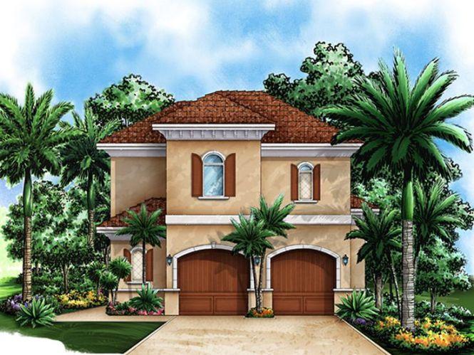 Garage Apartment Plan 037g 0001