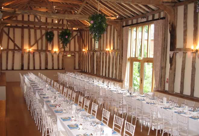 Wedding Venue In Suffolk The Garden Barn