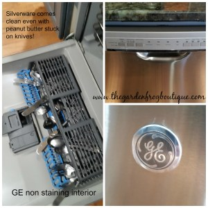 Kitchen tip- Why I Chose a GE Dishwasher with Piranha Food Disposer