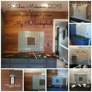 Kitchen Makeover 2013