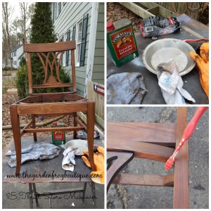 Don't paint that chair- restore it, Formby's Furniture Refinisher