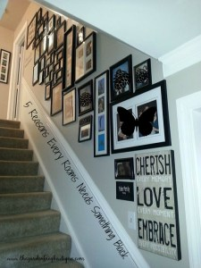 5 reasons every room needs something black