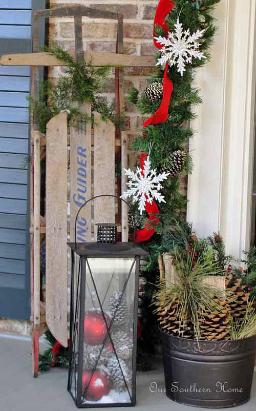 title | Diy Christmas Decorations For Outside