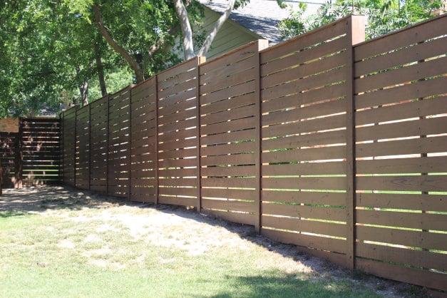 easy diy fences how to build a fence
