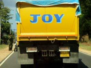 Joy Truck