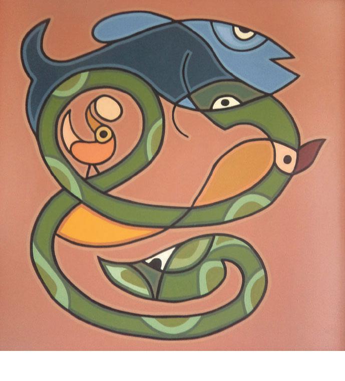 Naga's Knot