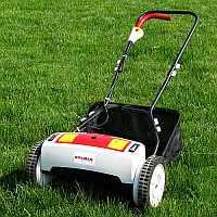 Eckman 24-Volt Rechargeable Cylinder Lawn Mower
