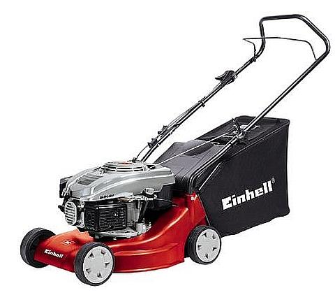 £120 Einhell GH-PM40P petrol lawnmower at Machine Mart