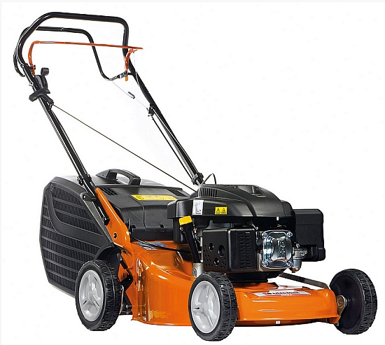 £219.95  46cm Self-Propelled Lawn Mower at Oleo-Mac G48-TK MowDirect