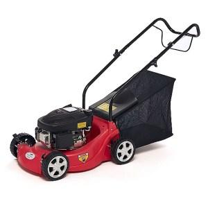 Wilko Get Gardening Hand Propelled Lawn Mower 98.5cc Petrol
