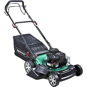 Qualcast 46cm self propelled lawnmower with Briggs & Stratton engine