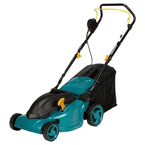Under £50 38cm Electric Lawnmower At Tesco Direct
